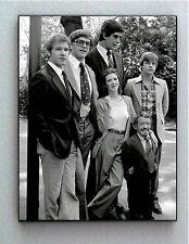 Rare Original Star Wars Cast Framed Vintage Photo. Jumbo Giclée Print