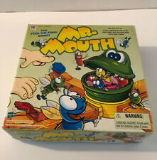 """Vintage """"Mr. Mouth"""" Game by Milton Bradley - 1999 Edition - Complete/Works"""