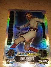 Force Attax Star Wars Serie 3 Limitierte Auflage LE3 Obi-Wan Kenobi Sammelkarte