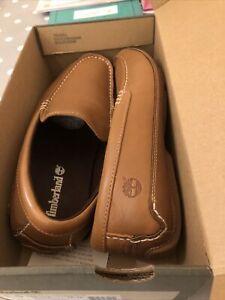 Timberland Men's LT Brown Classic Shoe - Brown UK8