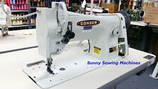 CONSEW 206RB5 Walking Foot Leather and Upholstery Sewing Machine - NEW