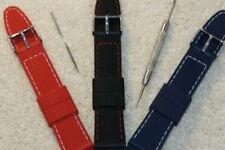 Correas de relojes de silicona/goma