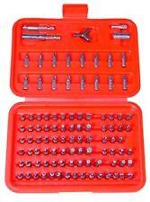 Astro Pneumatic 100 piece Pro Master Screwdriver Bit Set with Case #9448