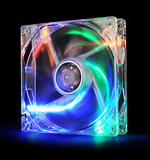 PcCooler IceGod F1210 Multi LED FDB 12CM 120MM 3+4 PIN 1200RPM 20dBa PC Case Fan