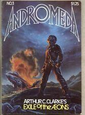 Andromeda Vol 2 #3-1978 vg+ 1st  Arthur C Clarke adaption