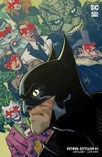 BATMAN REPTILIAN #1 COVER B VARIANT CULLY HAMMER COVER DC COMICS GARTH ENNIS