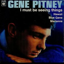 7inch GENE PITNEY i must be seeing things FRANCE EX EP +PS