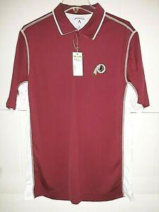 Washington Redskins NFL Antigua Polo Shirt , Large