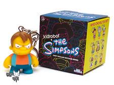 Nelson - The Simpsons Crap-Tacular Keychain Series x Kidrobot - Brand New