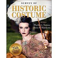 Survey of Historic Costume; Bundle Books + Studio Access Card, 9781501395253