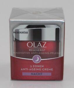 Olaz Regenerist 3 Zonen Anti-Aging Creme Nacht 15ml