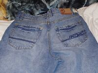 Brooklyn Xpress BX Collection Denim Jeans  Size 34x32.   H758