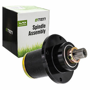 Spindle Assembly for Bad Boy Pup Lightning CZT 037-6015-00 and 037-6015-50