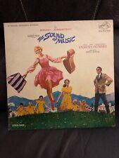 The Sound Of Music- Soundtrack [LP] 180gram vinyl, 8 page booklet, NM