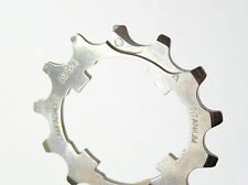 Campagnolo Record TITANIUM 9 speed Cassette Cog 13t EXA-Drive Vintage Bike NOS