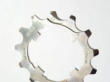 Campagnolo TITANIUM 9 speed Cassette Cog 13t EXA-Drive Vintage Bike NOS