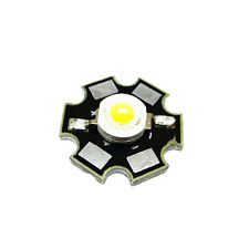 3W 2700K 200LM Led Lamp Bead With Aluminum Plate Warm White 10PCS