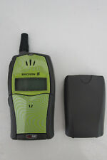 Telefono cellulare GSM SONY ERICSSON T20S Lime Twist funzionante vintage retro'