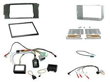 CONNECTS 2 ctklr 07 per adattarsi LR Freelander 2 COMPLETO Stereo Doppio DIN Kit di montaggio