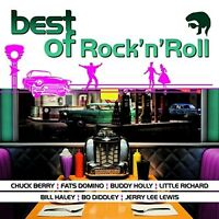 BEST OF ROCK'N'ROLL (Wanda Jackson, Chuck Berry,  Jerry Lee Lewis)  CD NEU