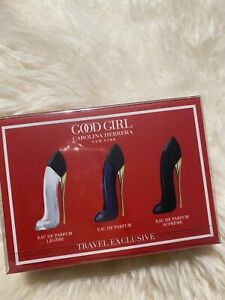 Brand New Carolina Herrera Good Girl Women Travel Exclusive Perfumes
