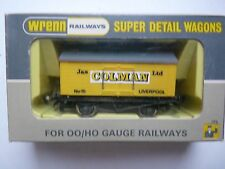 WRENN W5024 SALT ''COLMANS'' WAGON NEW BOXED