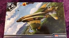 ACADEMY 1:48 F-4C PHANTOM Fighter-Bomber VIETNAM WAR model kit 12294SEALED BAGS