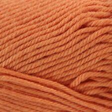 Patons Cotton Blend 8 Ply 50g Ball # 07 Orange Cotton/acrylic Yarn