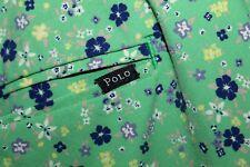 POLO GOLF RALPH LAUREN Golf Swim Stretch Wicking Shorts Men's 36 Green