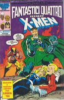 Speciale Fantastici Quattro Contro X-Men - Lucca 1992 - Star Comics NUOVO #NSF3