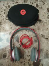 Beats by Dr. Dre Solo HD Special Edition Headband Headphones - Red