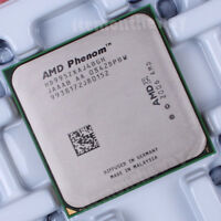 Original AMD Phenom X4 9950 HD995ZXAJ4BGH Prozessor 2.6 GHz Quad-Core AM2+ Skl