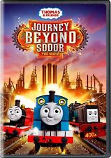 Thomas & Friends: Journey Beyond Sodor - The Movie New DVD! Ships Fast!