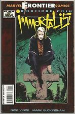 Immortalis #1 : Vintage Marvel comic book from September 1993