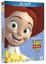 TOY STORY 2 [Blu-ray 3D + 2D] (1999) Disney Pixar UK Limited Edition 3D Movie