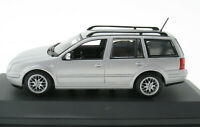 MINICHAMPS - Volkswagen VW Bora Variant - Silber - 1:43 in OVP / Box -Modellauto