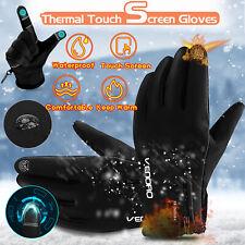 Winter Warm Waterproof Touch Screen Gloves Windproof Outdoor Sports Men Women