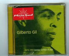CD (NEW) GILBERTO GIL 1975 >1997 BOSSA SAMBA & POP