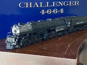 Athearn Genesis HO ALCO 4-6-6-4 Steam CSA Early Challenger Union Pacific ESU SND