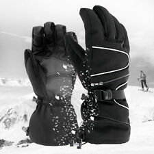 Waterproof Mens Ski Gloves Winter Warm Thermal Mittens Snowboard Cycling Hiking