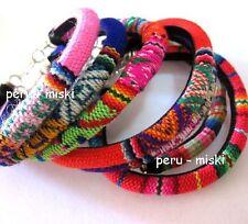 24 MANTO MANTA BRACELETS Handmade - NEW from CUZCO, CUSCO, PERU
