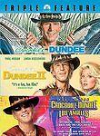 Crocodile Dundee Triple Feature (Crocodile Dundee / Crocodile Dundee II / Crocod