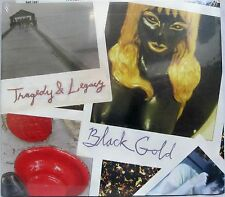 Black Gold - TRAGEDY & LEGACY [EP] CD - Brand New