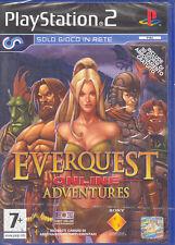EVERQUEST ONLINE ADVENTURES - PS2 (NUOVO SIGILLATO) ITALIANO