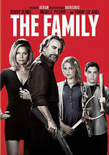 The Family (DVD, 2013) - NEW!!