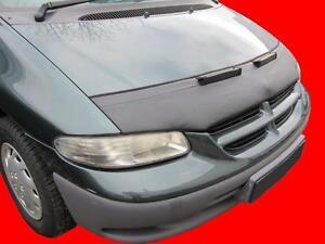 CAR HOOD BONNET BRA fit Chrysler Dodge Plymouth Grand Voyager 96-00 FRONT MASK