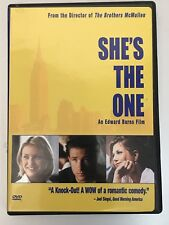 Shes the One DVD