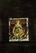 Gestempelte Schweizer Bundespost-Briefmarken (bis 1944) als Einzelmarke
