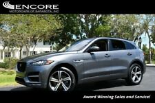 New listing  2017 Jaguar F-Pace 35t R-Sport Awd Suv W/Technology Package