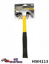 450gm Promax Deluxe Hammer Curved Claws Heavy Duty Rubber Handle HW4113